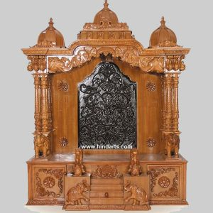 CARVING TEMPLE (ITEM  CODE 109)