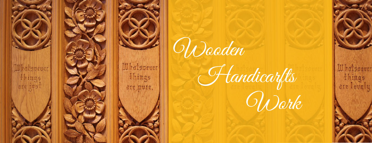 Wooden Handicraft